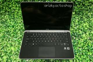 Dell xps 13 body slim bobot ringan i5 ram 4gb ssd 128gb layar 13""