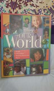 Disney -Learning Our World