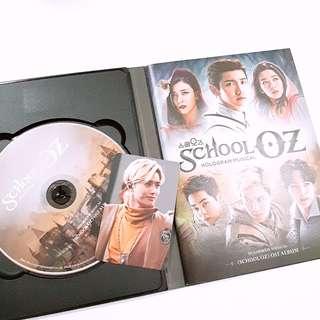 EXO Suho Xiumin School Oz Photocard album