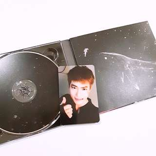 EXO Suho Singforyou cover unsealed album