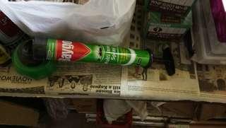 Baygon plastic sprayer
