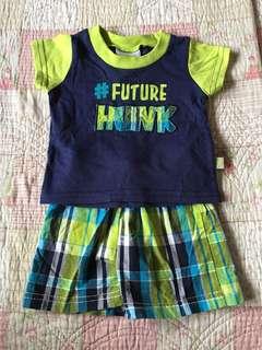 3-6mos Future Hunk