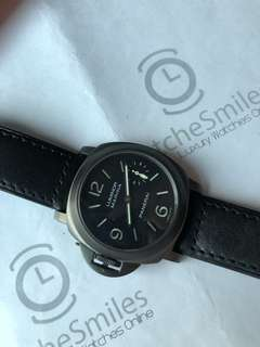 Panerai PAM26K DLC Limited Edition