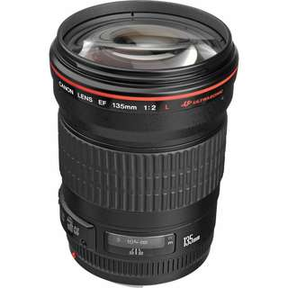 Canon 135mm f2.0  For sale  Rm2000.00 net  No box  No fungus  pm for more info  Lens hood  Lens cap and cover