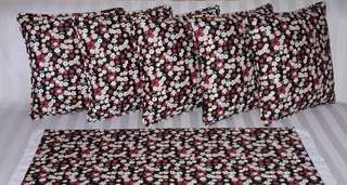 Sarung Bantal Kursi Daisy Dream