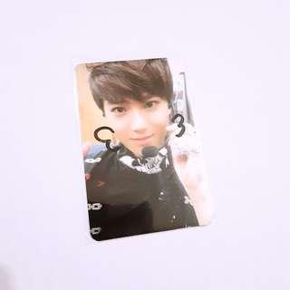 EXO Suho Mama A ver photocard