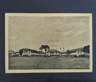 Post Card Original SMA 1 Semarang.