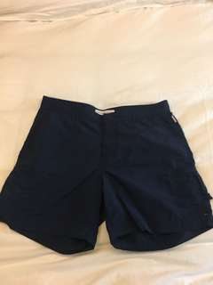 Men's designer swim shorts