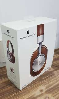 Master & Dynamic MW60 Leather Wireless Headphones From USA
