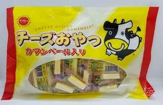 日本 扇屋一口鱈魚起司條