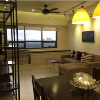 1BR Condominium for Rent in Icon Residences - Taguig