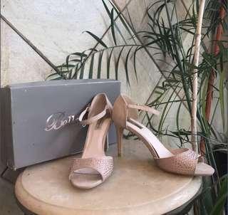Authentic Bellagio Heels #diskonloh