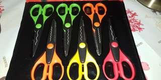 Pattern scissors
