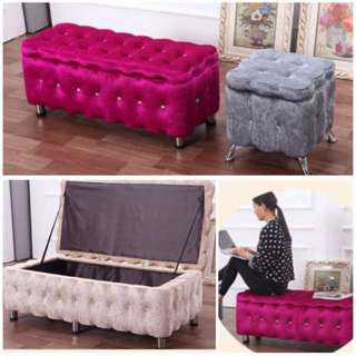 Preorder 🛋 2 in 1 sofa bench and storage bench