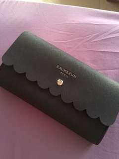 Brun brun long wallet