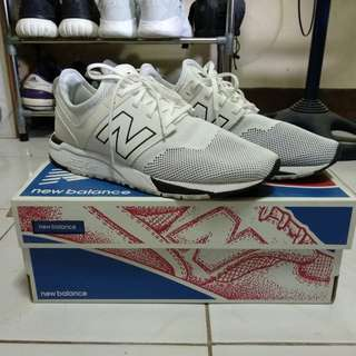 New Balance 247 Sport white (US 9)