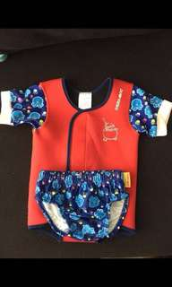 Cheekaboo Baby SwimSuit 18-24months