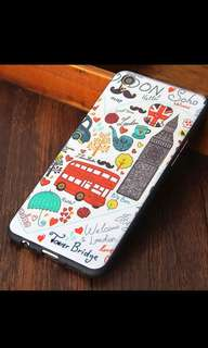 British style Oppo A57 A33 A39 Neo 7 rubber case