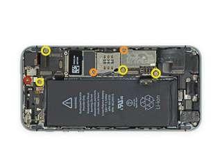 iphone 5 logic board only (32Gb) 100% ok board,