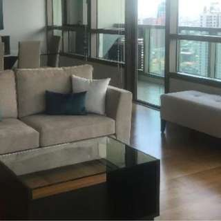3-BR Condo for Rent in The Residences at Greenbelt - Legaspi Village, Makati