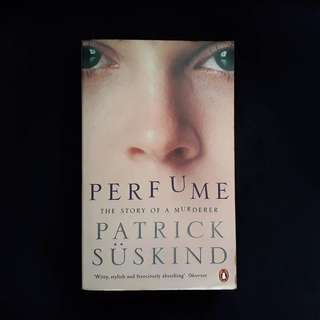 Perfume Story of a Murderer by Patrick Suskind