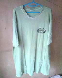 Pale Green T-shirt for Men