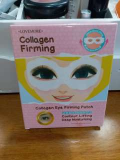 Lovemore collagen firming eye patch