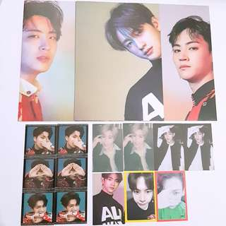 GOT7 Eyes On You lyrics poster sticker photocard