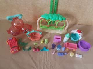 Littlest Pet Shop Accesories