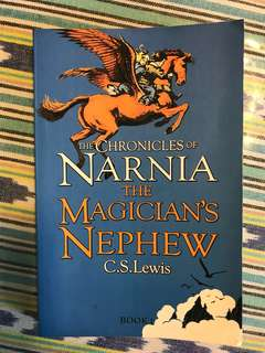 Chronicles of Narnia book 1