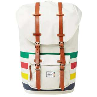 HERSCHEL SUPPLY CO. X HUDSON BAY COMPANY LITTLE AMERICA Backpack FREE AUS SHIPPING
