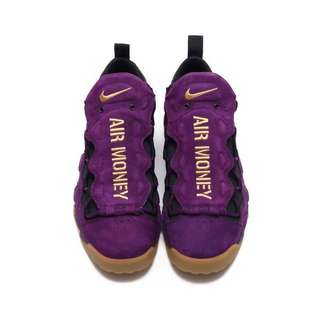 NIKE AIRMORE MONEY PURPLE