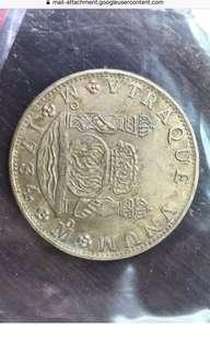 鷹幣和洋幣