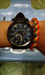 Jam tangan eagle time