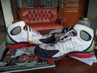 Jual sepatu basket nike huarache 2004