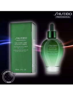 SHISEIDO THE HAIR CARE FUENTE FORTE (OILY SCALP) POWER BEAUTY DROP