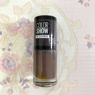 Preloved Maybelline Color Show Nail Polish (549)