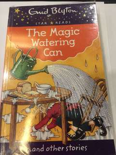 Enid Blyton : The magic watering can