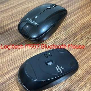 [我最便宜]台灣羅技 Logitech M557 無線藍芽滑鼠 f2901