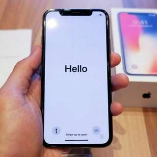 Kredit iPhone X