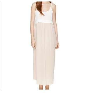 Aritzia Wilfred Bisous Silk dress xs