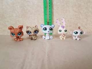 Littlest Pet Shpo Figure B