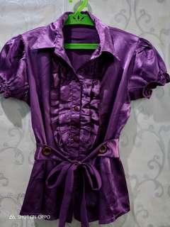 Blouse (silk)