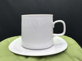 (For Sharing) Rare Singapore Airlines Cup & Saucer