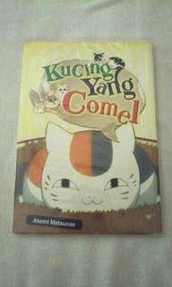 Kucing Yang Comel by Akemi Matsunae
