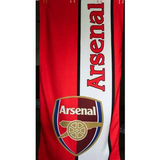 Arsenal Football Club Extra Large Microfiber Towel