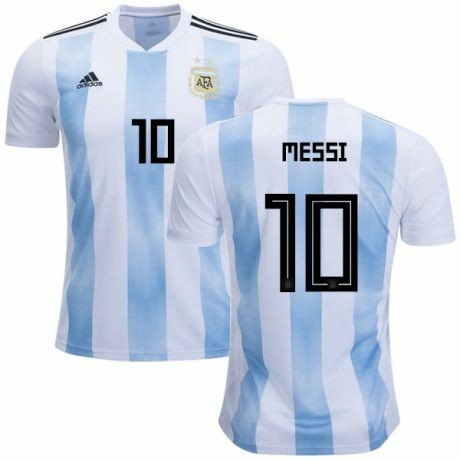 new style 1fb8d b363a 100% Authentic Argentina Player Edition Messi Jersey