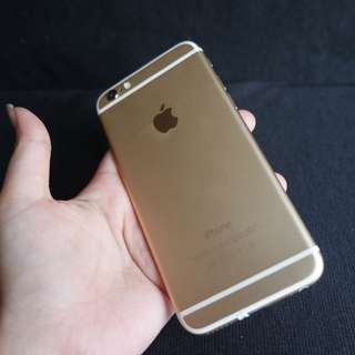 Iphone 6 plus 16GB Gold Resmi STORY-I
