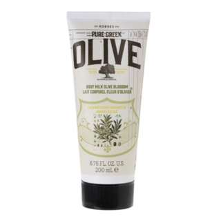 Korres Pure Greek Olive Blossom Body Milk - Direct from Greece