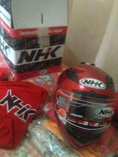Helm NHK GP 1000 segel